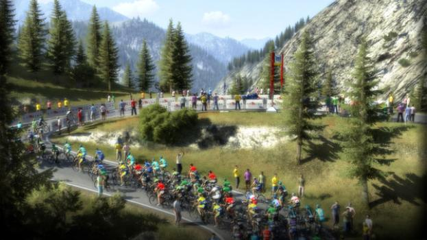 Pro Cycling Manager 2014 on PC screenshot #5