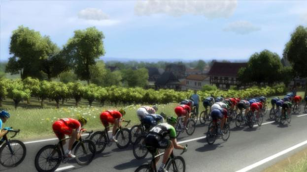 Pro Cycling Manager 2014 on PC screenshot #2