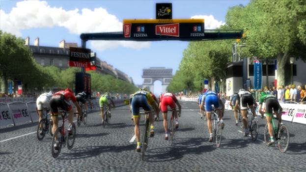 Pro Cycling Manager 2014 on PC screenshot #1