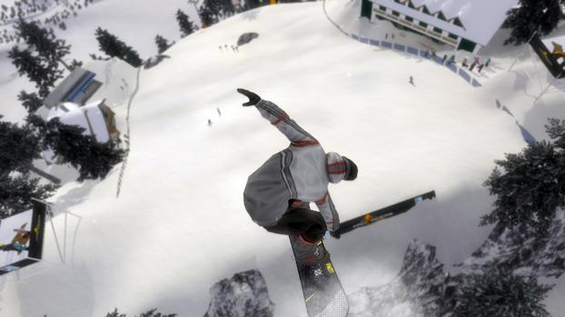 Pro Riders Snowboard Extreme Edition on PC screenshot #2