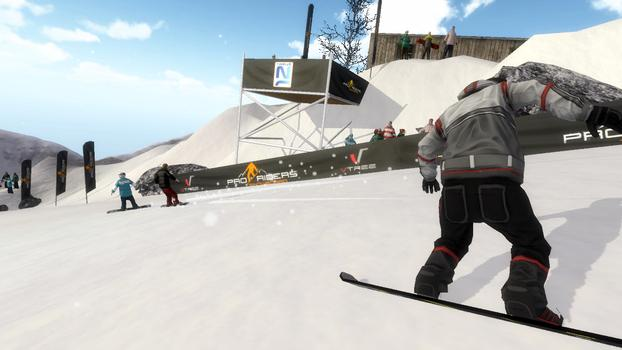 Pro Riders Snowboard Extreme Edition on PC screenshot #1