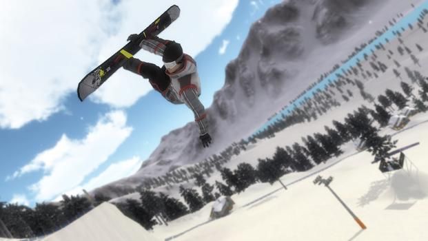Pro Riders Snowboard Extreme Edition on PC screenshot #6
