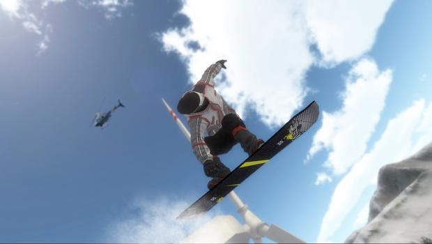 Pro Riders Snowboard Extreme Edition on PC screenshot #5