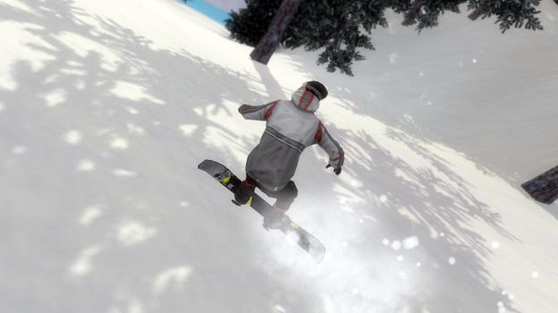 Pro Riders Snowboard Extreme Edition on PC screenshot #3