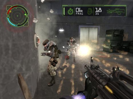 Project Snowblind on PC screenshot #2