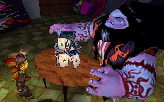 Psychonauts on PC screenshot #5