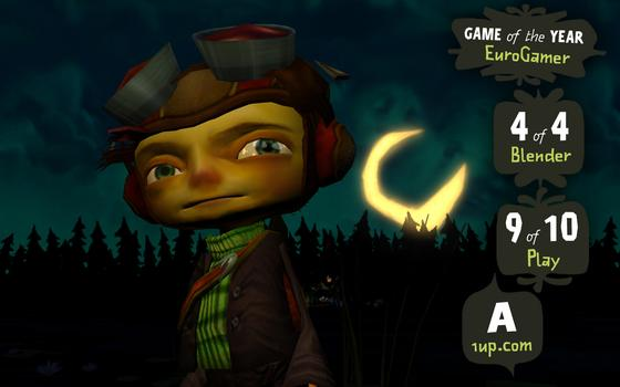 Psychonauts on PC screenshot #1