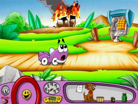 Putt-Putt Enters the Race on PC screenshot #5