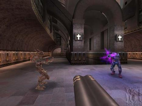 Quake III Pack (AU) on PC screenshot #3