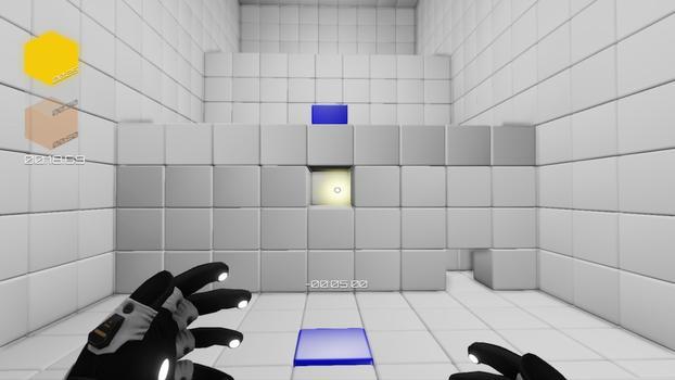 Q.U.B.E: Against the Qlock on PC screenshot #1