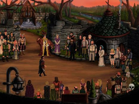 Quest For Infamy on PC screenshot #5