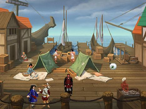 Quest For Infamy on PC screenshot #4