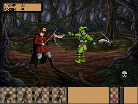Quest For Infamy on PC screenshot #2