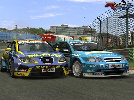 Race 07: WTCC on PC screenshot #5