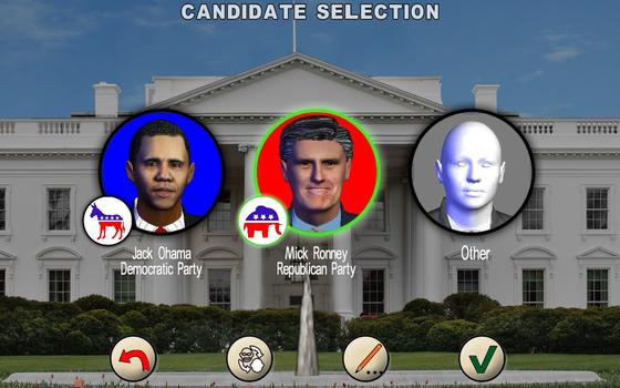 The Race for the White House on PC screenshot #5