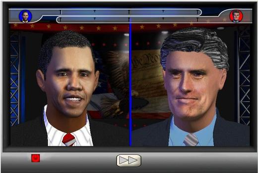 The Race for the White House on PC screenshot #1