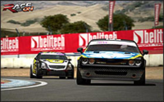 RACE On on PC screenshot #5