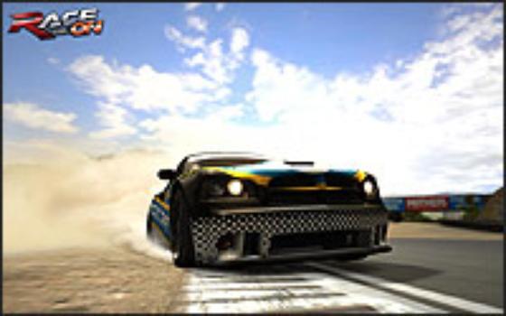 RACE On on PC screenshot #4