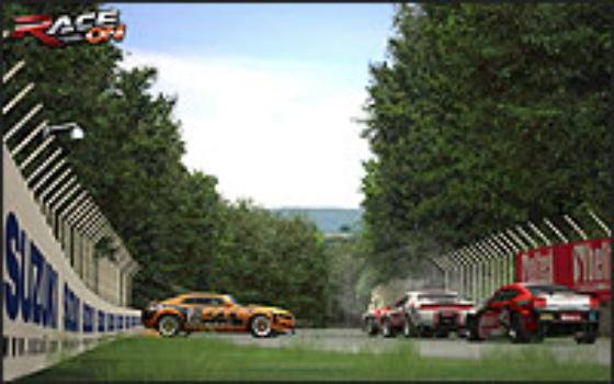RACE On on PC screenshot #3