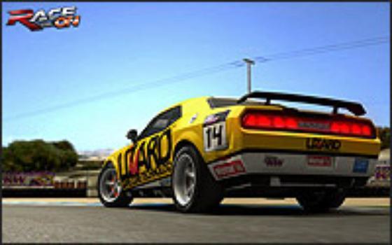 RACE On on PC screenshot #2