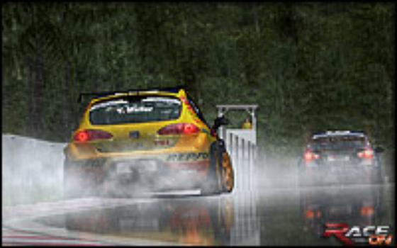 RACE On on PC screenshot #1