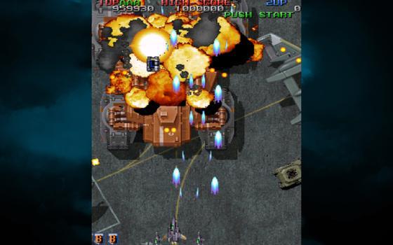 Raiden Legacy on PC screenshot #5