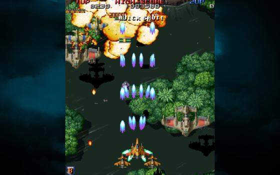Raiden Legacy on PC screenshot #4
