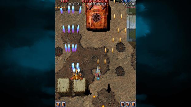 Raiden Legacy on PC screenshot #3