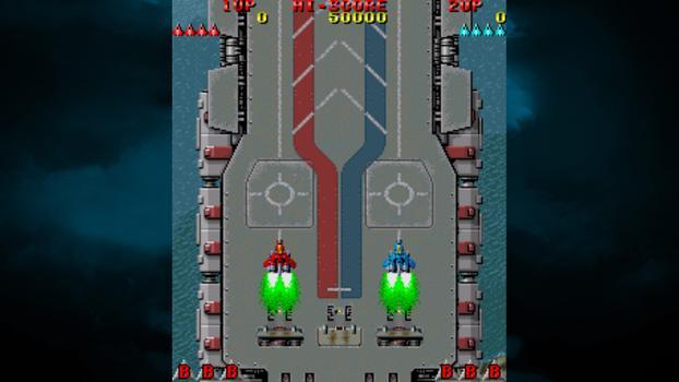 Raiden Legacy on PC screenshot #1