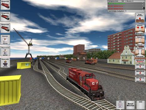 Rail Cargo Simulator on PC screenshot #2