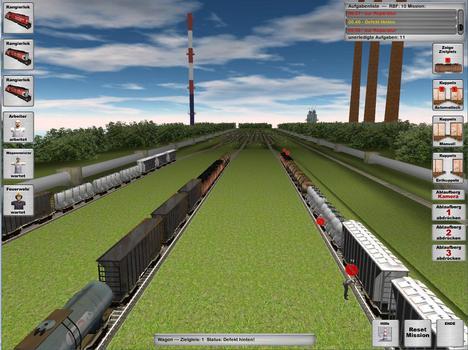 Rail Cargo Simulator on PC screenshot #5