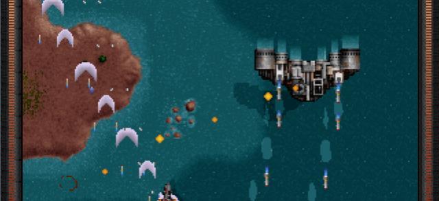 Raptor: Call of the Shadows on PC screenshot #1