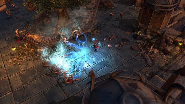 R.A.W: Realms of Ancient War on PC screenshot #1
