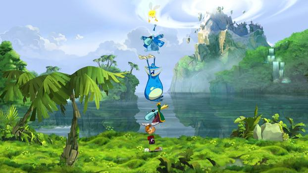 Rayman Origins on PC screenshot #2