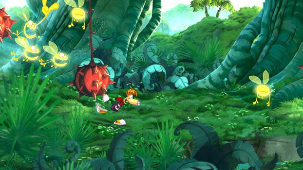 Rayman Origins on PC screenshot #5