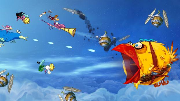 Rayman Origins on PC screenshot #4