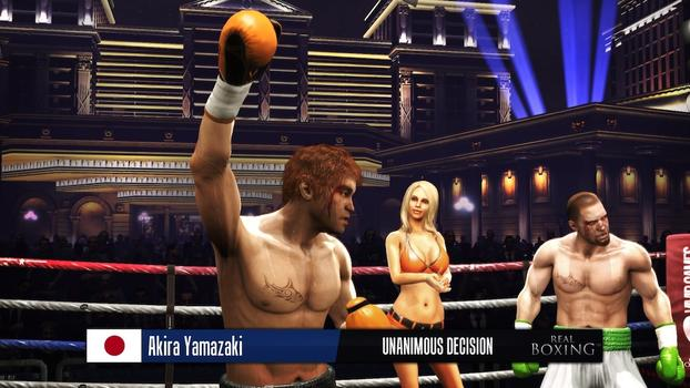 Real Boxing on PC screenshot #4