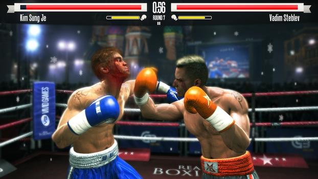 Real Boxing on PC screenshot #3