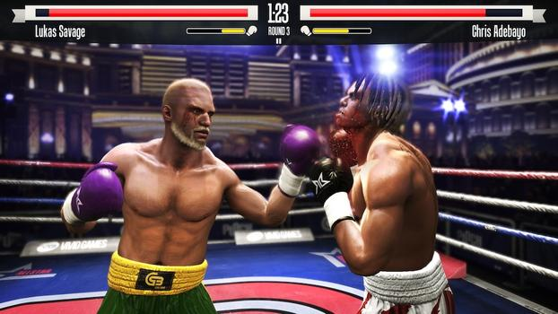 Real Boxing on PC screenshot #2