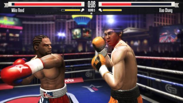Real Boxing on PC screenshot #1