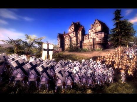 Real Warfare 2: Northern Crusades on PC screenshot #1