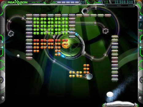 Reaxxion on PC screenshot #3