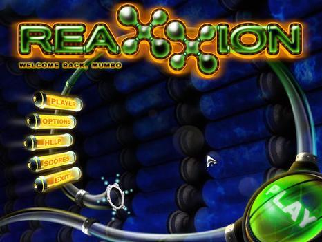 Reaxxion on PC screenshot #1
