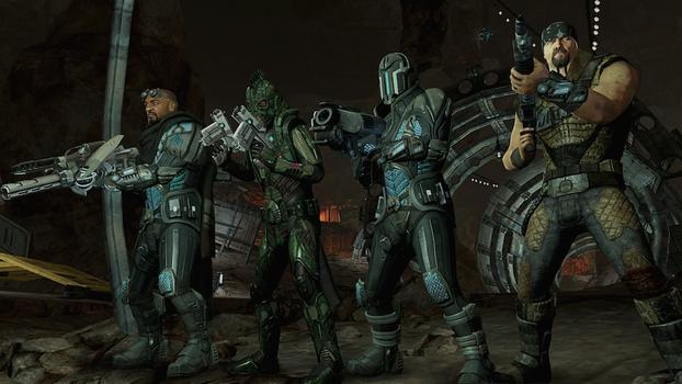 Red Faction Armageddon on PC screenshot #4