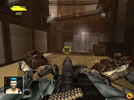 Red Faction II on PC screenshot #8