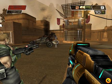 Red Faction II on PC screenshot #3