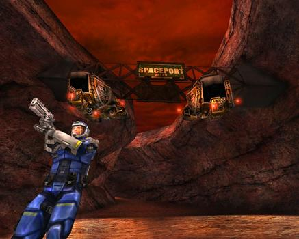 Red Faction on PC screenshot #3