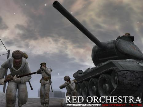 Red Orchestra: Ostfront 41-45 on PC screenshot #2