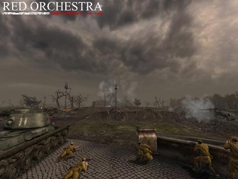 Red Orchestra: Ostfront 41-45 on PC screenshot #4