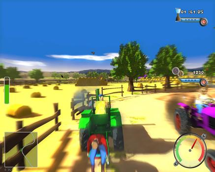 Redneck Racers on PC screenshot #5